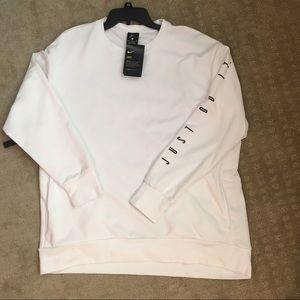 Nike loose fitting sweatshirt
